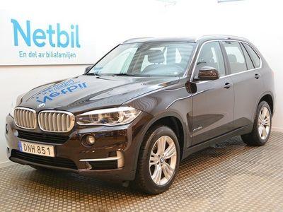 begagnad BMW X5 xDrive40d 313hk Navi / Värmare
