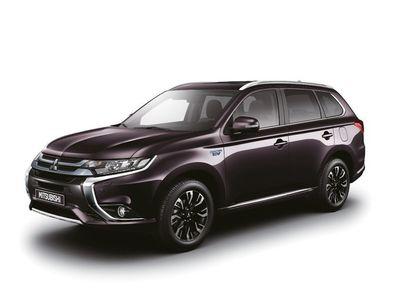 begagnad Mitsubishi Outlander RE 5 2.0 CVT 4WD Business 7-Sitsig