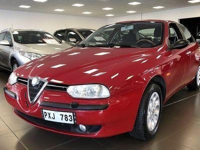 begagnad Alfa Romeo 2000 156 2.0 TS Distinctive Sedan 39 900 kr