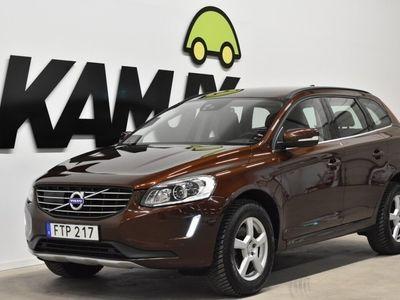 begagnad Volvo XC60 D4 Momentum Drag S&V-Hjul (190hk)
