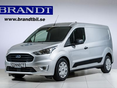begagnad Ford Transit Connect L2 100 hk automat