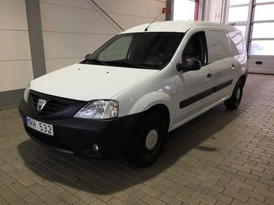 begagnad Dacia Logan 1,5 DCi -11