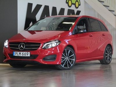 begagnad Mercedes B200 d 4MATIC | Urban-Line | Burmester | Drag | D-Värm 136hk