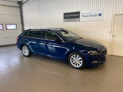 begagnad Skoda Superb 2.0 TDI 4x4 DSG Businessline EU6 190hk