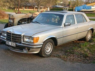 begagnad Mercedes 450 SEL