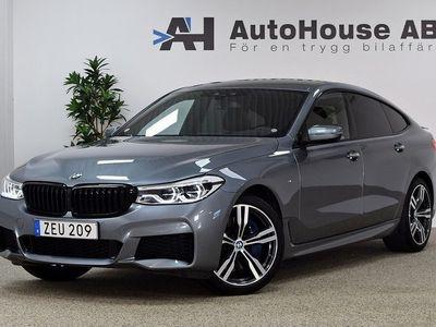 begagnad BMW 630 i Gran Turismo M Sport Värmare Leasbar