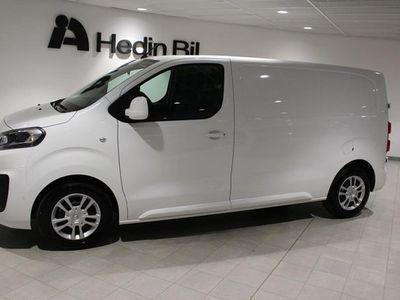 begagnad Citroën Jumpy Skåp L2 BlueHDi 120 Aut 2020, Transportbil 299 875 kr
