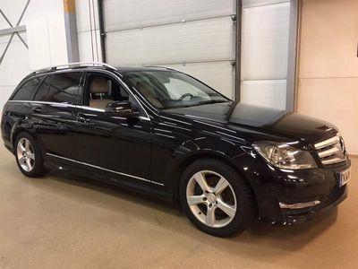 begagnad Mercedes C220 CDI Kombi