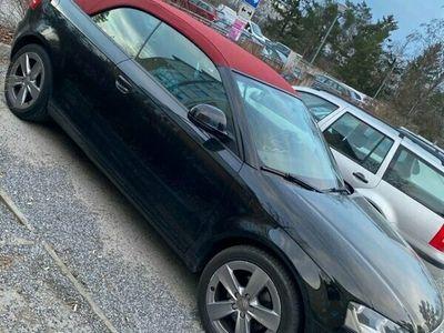 begagnad Audi A3 Cabriolet 1,8 TFSI 160hk
