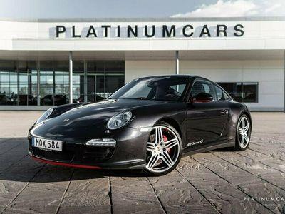 begagnad Porsche 911 Carrera 4S 997385hk PDK / Sport chrono / Sv.såld