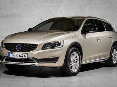 brugt Volvo V60 CC D4 Classic Plus
