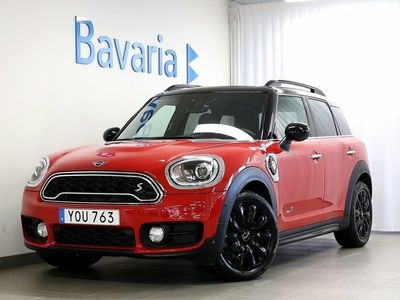 brugt Mini Cooper S Countryman E ALL4 Experience Salt Connected Nav
