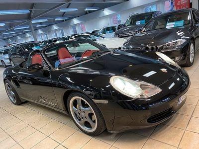 begagnad Porsche Boxster 2.7 (220hk) Mil 9000*Fintskic