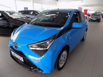 begagnad Toyota Aygo 5-dörrar X-PLAY