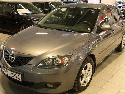 begagnad Mazda 3 1.6 D 5dr (109hk)