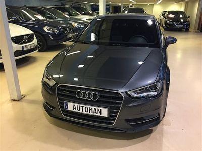 gebraucht Audi A3 2,0TDI 184hk Quattro // S-line // S-Tronic //