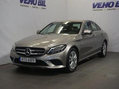 begagnad Mercedes C220 d 9G-Tronic Euro 6 194hk