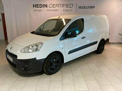 begagnad Peugeot Partner Automat 92hk S+V Hjul