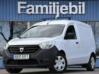 begagnad Dacia Dokker Van 1.6 Sce (82hk) Drag/6608 mil/Euro 6/Moms