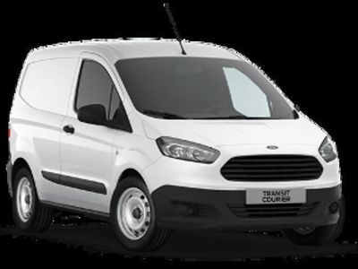 brugt Ford Transit Transit courierCourier 1.5TD 75 Ambiente FWD
