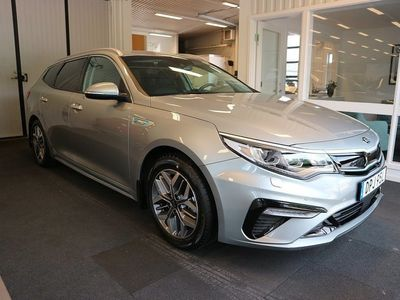 begagnad Kia Optima Hybrid SW Plug In- PlusPaket 1