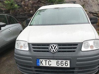 begagnad VW Caddy Skåp TDI -10