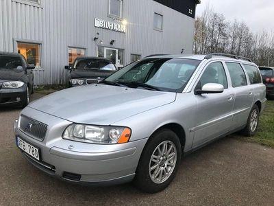 begagnad Volvo V70 2.4 Business 140hk / Nybesiktigad