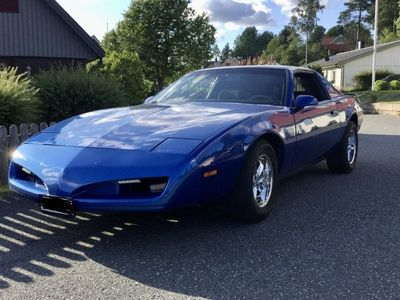 begagnad Pontiac Firebird 5.0 Man vxl 91:a