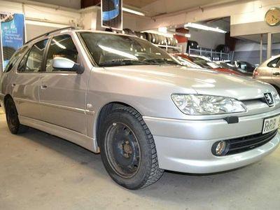 begagnad Peugeot 306 1,8 XT KOMBI