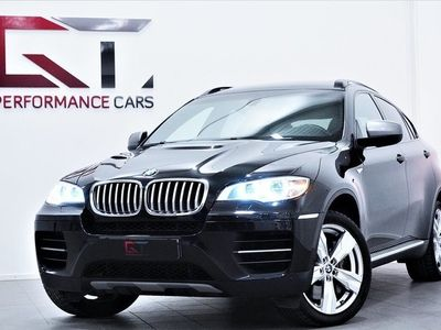 begagnad BMW X6 M50d Facelift 381hk Taklucka SoftClose