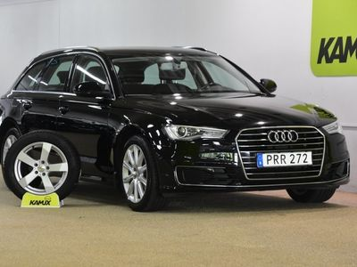 begagnad Audi A6 2.0 TDI Sports Ed S&V-Hjul (190hk)