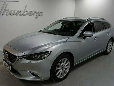 begagnad Mazda 6 WAGON 2.0 165HK 6AT VISION