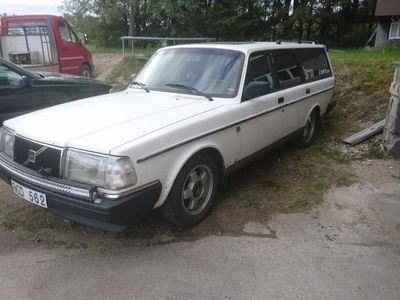 begagnad Volvo 245 - 93
