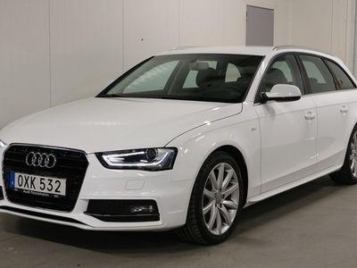 usata Audi A4 AVANT 2.0 TDI 150HK