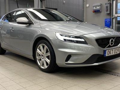 begagnad Volvo V40 D3 Business Adv R-Design 2017, Kombi Pris 209 500 kr