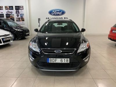 begagnad Ford Mondeo Kombi Sport Edition Hgv 2,0TDCi 140hk M6