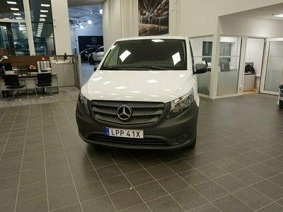 begagnad Mercedes Vito 116 CDI skåp lång Automat 163hk