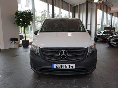 begagnad Mercedes Vito Vito116 skåp kampanj automat