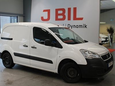 begagnad Peugeot Partner Skåp 1,6 BlueHDi 75hk 3,3m3 L1 3-Sits