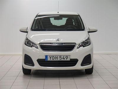 begagnad Peugeot 108 5d 1.0 VTi 68hk Nyservad Nybesiktigad
