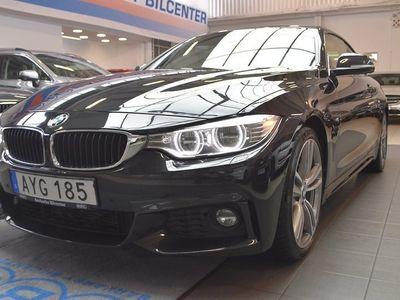 begagnad BMW 435 iA Cab M-Sport / H&K / Navi / 360Kame