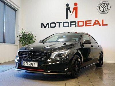 begagnad Mercedes CLA250 AMG 1646kr/månad