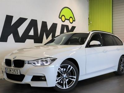 begagnad BMW 320 d Touring Steptronic, 190hk, 2017