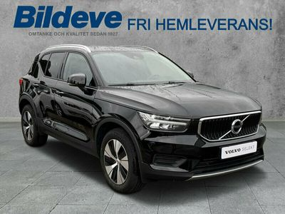 begagnad Volvo XC40 T5 Recharge Twin Engine Momentum Edition
