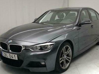 begagnad BMW 330e Sedan, F30 2018