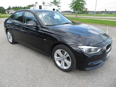 begagnad BMW 320 d xDrive Sedan Sport line Euro 6 190hk