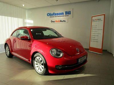 brugt VW Beetle BeetleTSI 105HK MANUEL