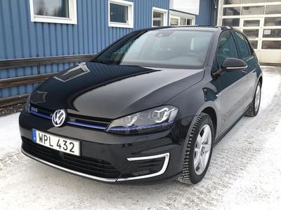 begagnad VW Golf VII 1.4 Plug-in-Hybrid 5dr