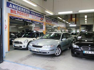 begagnad Renault Laguna 2.0 Automat NY BES 0%Ränta -04