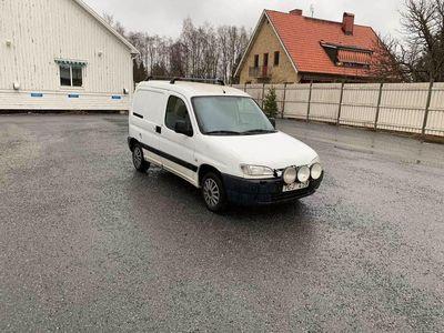 begagnad Peugeot Partner 190C 1,4